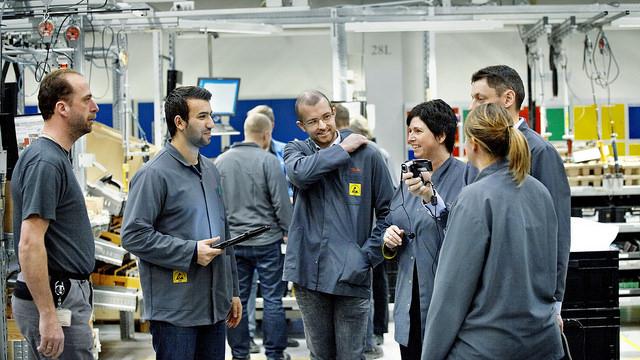 What affect salary determination on the Danish labour market? | IDA