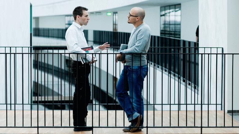 Salary negotiations | IDA English
